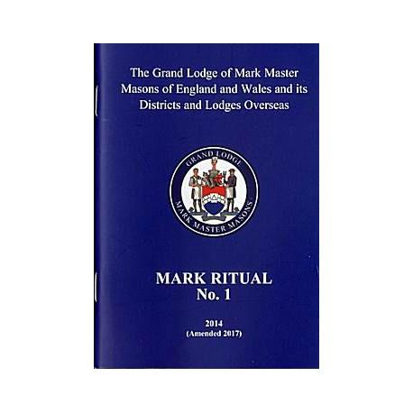 Mark Ritual No 1 2017