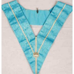 Past Master Collar with Braid