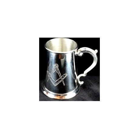 Pewter Tankard- Back in Stock