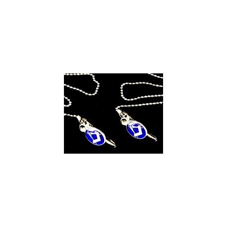 Square & Compasses Napkin Chain