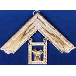 Past Master Collar Jewel - please note - If you need engraving, this is approx 4-6 weeks