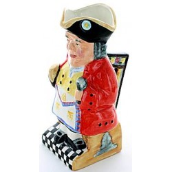 Chapter Masonic Toby Jug