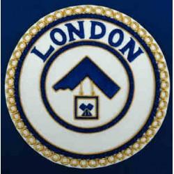 Provincial U/D Badge