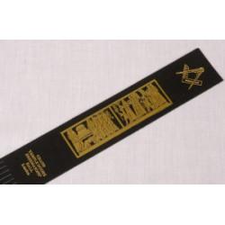 Temple Doors Bookmark
