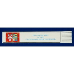 U.G.L.E. Leather Bookmark