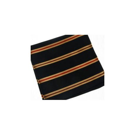Scarlet Cord Handkerchief