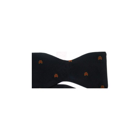 Grand Chapter Polyester Self tie Bow tie
