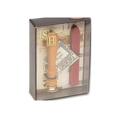 Square & Compasses Seal and Wax Set