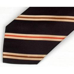 Scarlet Cord Tie
