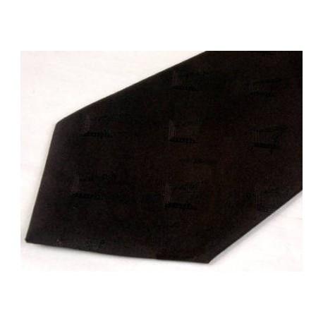Black Square and Compasses Tie