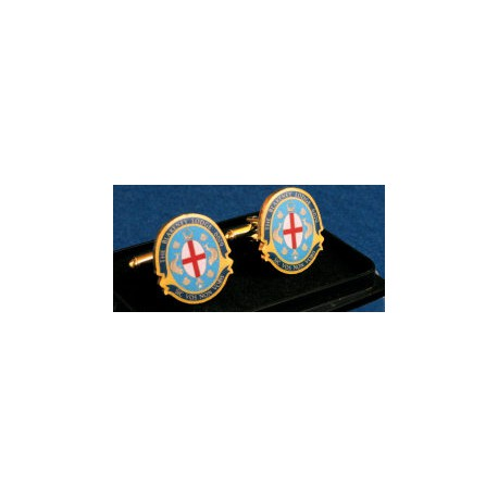 15 Bespoke Masonic Round Cuff links - Letchworths Shop: Masonic Accessories  | Masonic Gifts - Letchworth's Shop