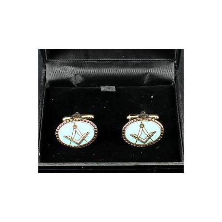 M.M./W.M Cuff Links-out of stock