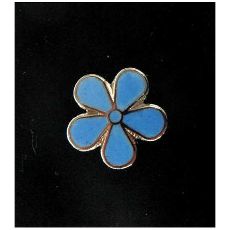10mm Forget me not Lapel pin