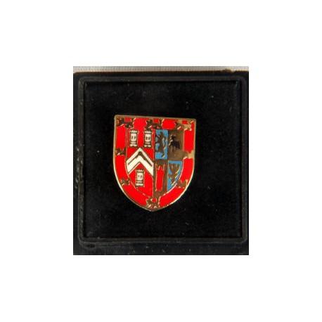 Coat of Arms Lapel Pin