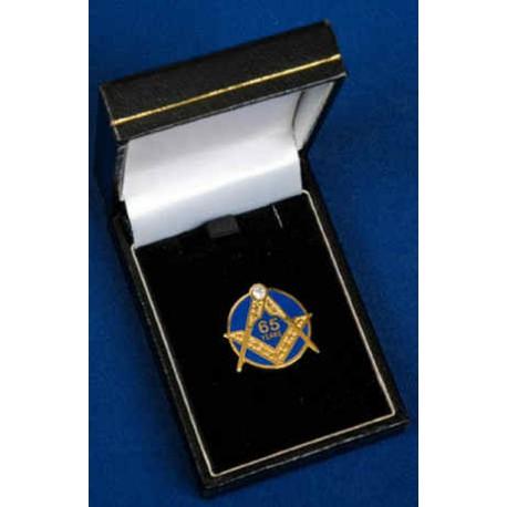 65 Year Pin