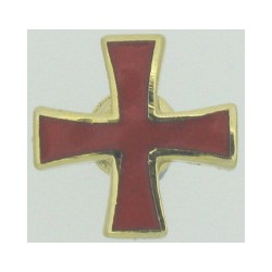 Knights cross Lapel pin
