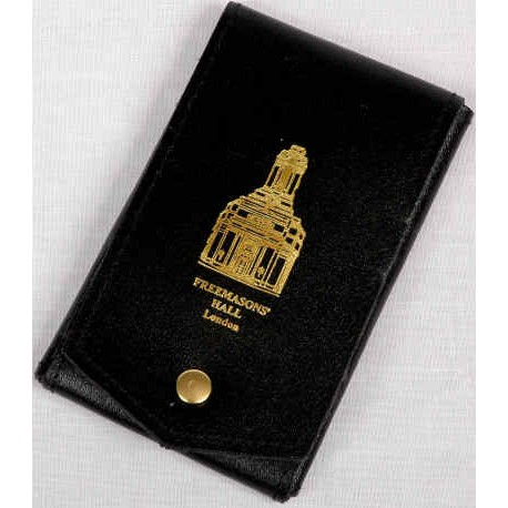 Freemasons'Hall,London Breast Jewel Pouch