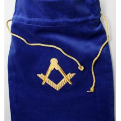 Masonic Craft Alms Bag