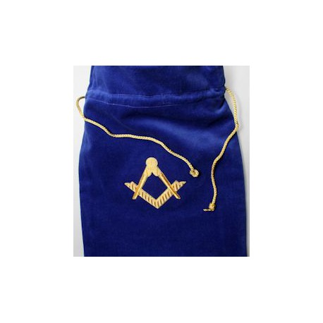 Large Masonic Craft Alms Bag