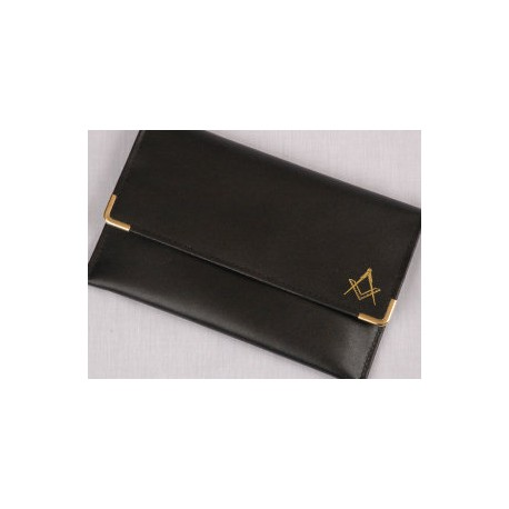 Black Travel Wallet- Out of stock