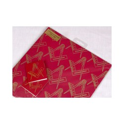 Wrapping paper & gift tag set