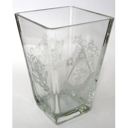 Masonic Vase