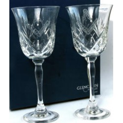 Square & Compasses Goblet set-