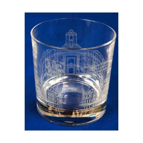 Freemasons' Hall,London Whisky Glass