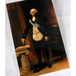 George Washington Postcard - Out of Stock