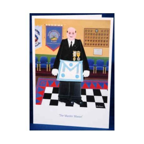 Master Mason card