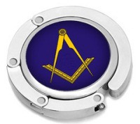 bf7f998dc5 Blue Masonic Handbag Holder - Letchworths Shop  Masonic Accessories ...