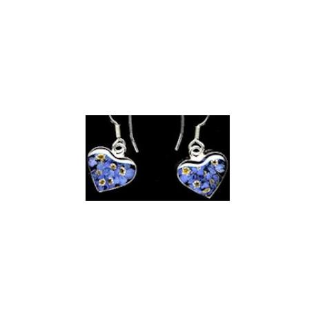 F.M.N Heart Earrings