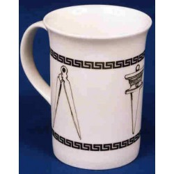 Third degree Mug