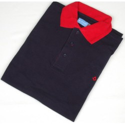 Blue Masonic Polo Shirt