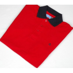 Red Masonic Polo Shirt