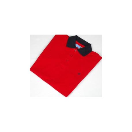 Red Masonic Polo Shirt
