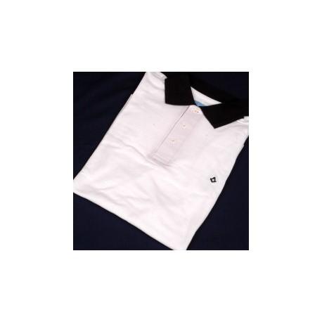 White Masonic Polo Shirt