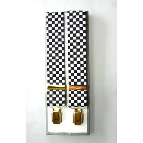 Chequered Braces