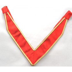 Rose Croix 32nd Degree Collarette