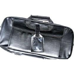 M.M./W.M Faux Leather half case