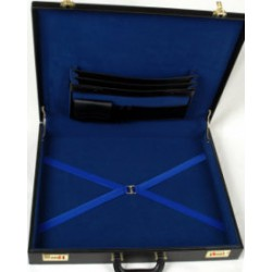 Grand Officer Imitation Leather Regalia Case