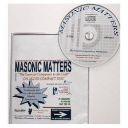 Masonic Matters CD