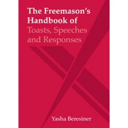 The Freemasons Handbook for Toasts and Speeches-Back in Stock!