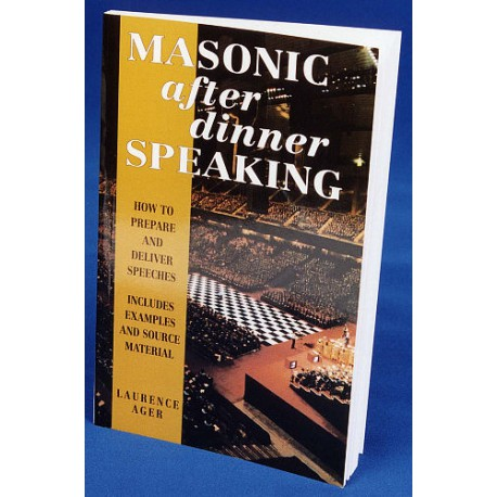 Masonic After Dinner Speaking