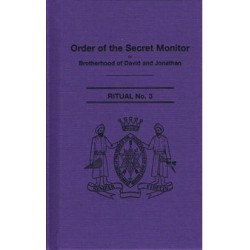 Order of the Secret Monitor ritual No. 3 - Back in Stock