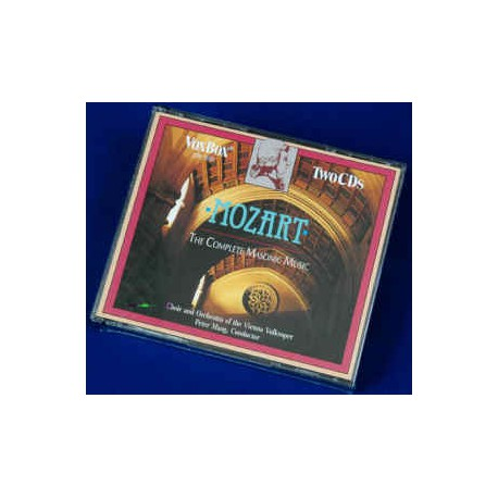 Mozart The Complete Masonic Music