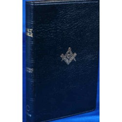 Masonic Bible - Back in stock