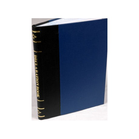Declaration book - Back in Stock
