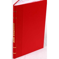 Royal Arch Signature Book - Back in Stock