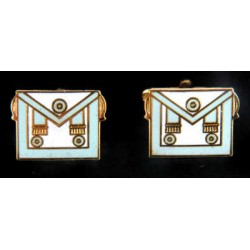 Masonic Cufflinks and Lapel Pins (3) - Letchworths Shop: Masonic